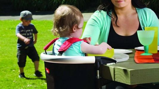 Save On the Clip-On High Chair That Can Go With You Anywhere
