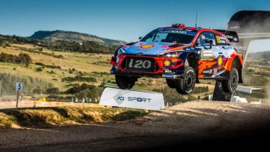 WRC Rules Officially Switch to Hybrid Power for 2022 Season