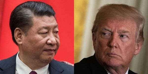 Trump and China look headed for a double-barrelled trade and currency war with neither backing down