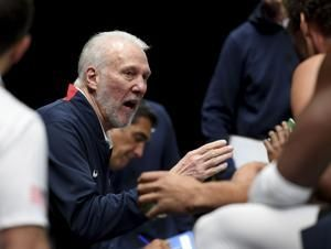 US-Australia basketball: Not all in crowd happy with seating