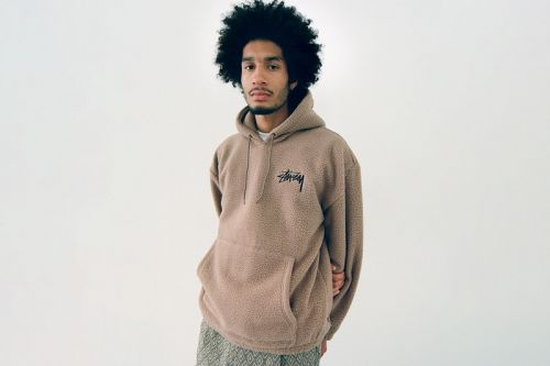 Cozy Layering Pieces Inform Stüssy's Expansive Spring 2020 Collection