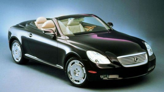 It's time to wake up and appreciate the cool, smooth lines of the 2000 Lexus Sport Coupe Concept