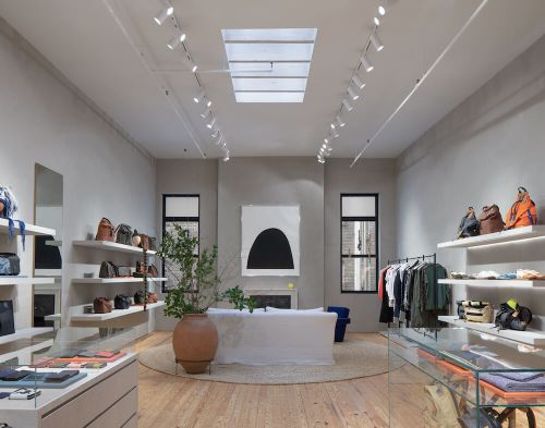 Loewe Arrives to SoHo thanks to Their First New York Standalone Store