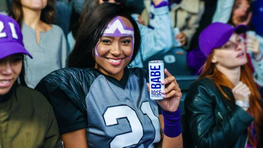 The NFL's Latest Top Pick? Instagram Sensation Babe Wine, Now Officially Endorsed to Be Sold at Football Games