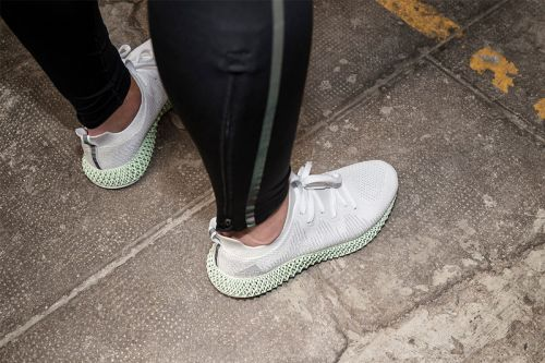"""Adidas AlphaEdge 4D """"White/Grey"""" Gets an Official Look & Confirmed Release Date"""