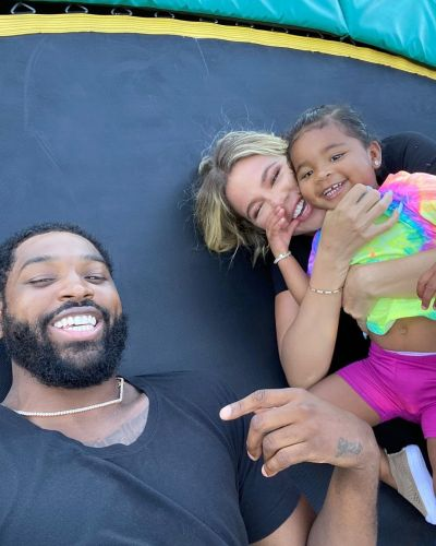 Khloe Kardashian and Tristan Thompson 'Will Continue to Coparent' Daughter True in Boston