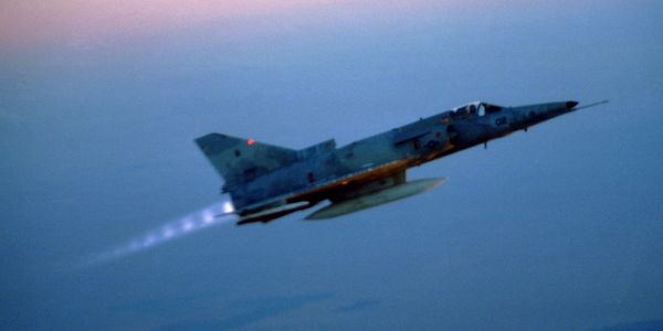 This Israeli fighter jet was so good the US Marines used it as an aggressor in training
