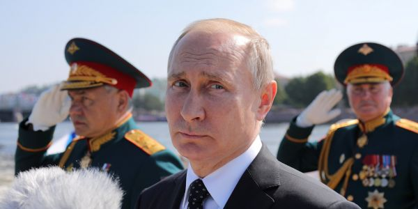 Putin backs off Russia's threats against Israel, and calls Syria downing a Russian plane a 'tragic' accident