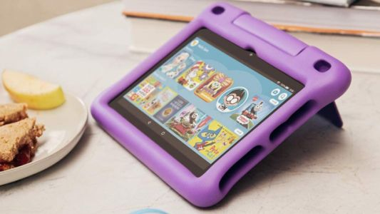 Amazon's Durable, Content-Packed Fire HD Kids Tablets Are $50 off