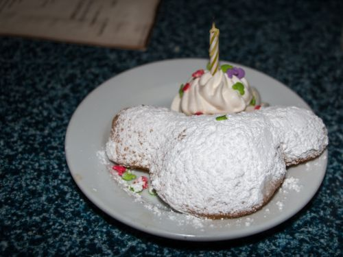 You can get boozy beignets at Disney World - and they're basically sugary pillow-shaped pockets of alcohol