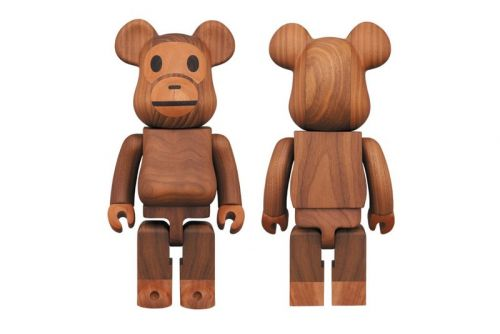 Medicom Toy Is Back With Karimoku for 400% BABY MILO BE RBRICK