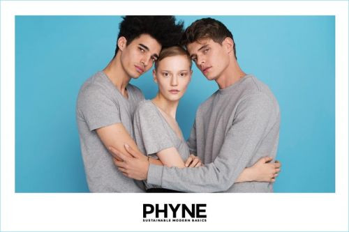 Jordy Baan & Luis Borges Front New PHYNE Campaign