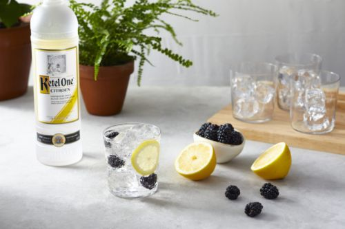 Cocktail of the Week: Ketel Soda Blackberry Lemon