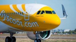 Singapore based Scoot Airlines makes emergency landing in Chennai