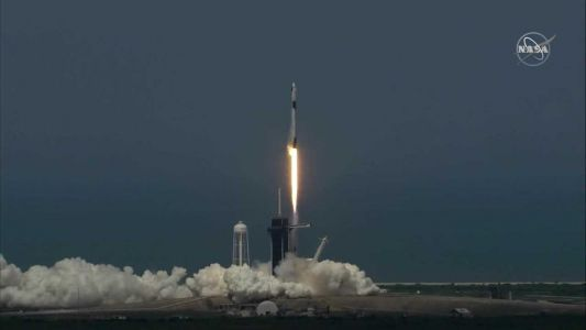 REPLAY: SpaceX, NASA launch astronauts from Space Coast