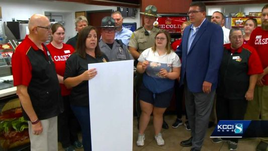 Casey's, Coca-Cola announce $565K donation to Special Olympics Iowa