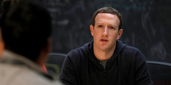 People are really upset over Mark Zuckerberg's refusal to ban Holocaust deniers from Facebook