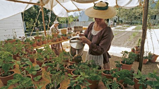Colonial Williamsburg Serves Up The Past So You Can Try A Taste Of History