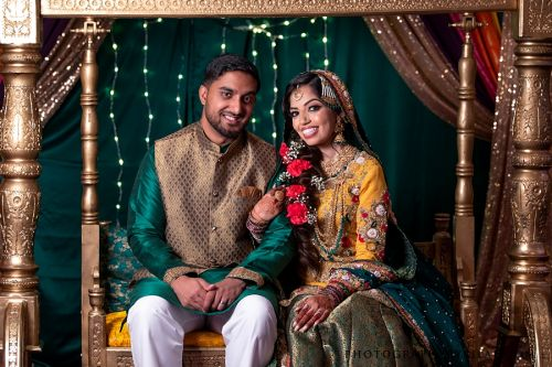 Beena + Nabeel New Jersey Wedding by Photography by Bilal
