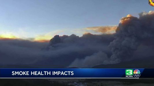 Smoke from CA's wildfires is impacting air quality. What a medical expert recommends to stay safe