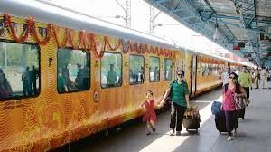 IRCTC to offer multiple services for Tejas Express passengers