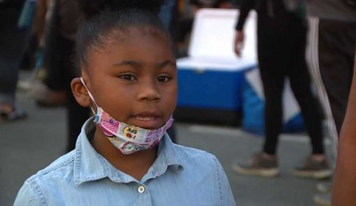 6-year-old's response to Black Lives Matter protests: 'It made me feel like I was a person'