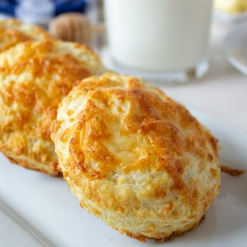 Pepper Jack Buttermilk Biscuits
