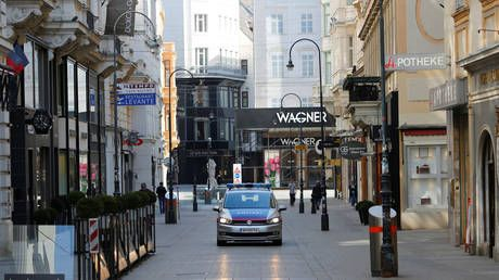 'Gradual resurrection': Austria to reopen small businesses in mid-April as govt eyes roll-back Covid-19 restrictions