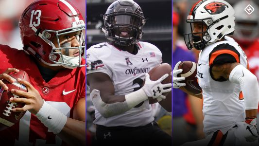 College Football DFS: Best DraftKings picks, sleepers, values for Week 13's daily fantasy football contests