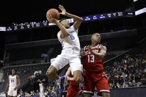 No. 16 Memphis beats NC State in Barclays Center Classic