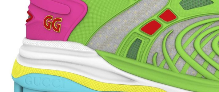 Check Out The Gucci Virtual 25, Gucci's First Virtual Sneaker