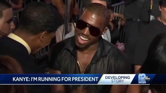 Kanye West says he wants to run for president