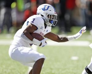 Bowman back with 408 yards, 3 TDs in Texas Tech win over KU