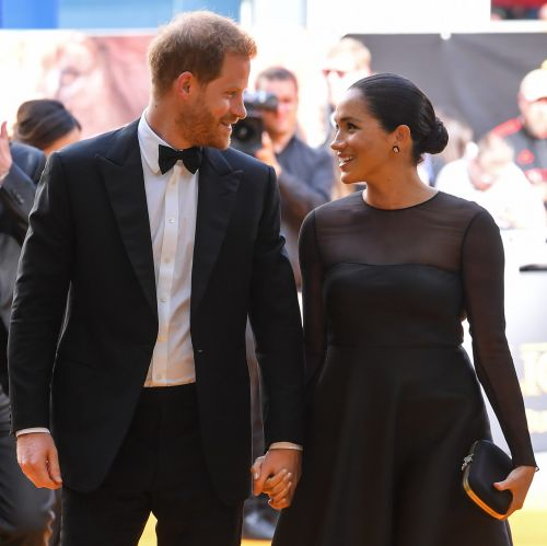 Duchess Meghan Shares Sweet Tribute for Prince Harry's Birthday With a Rare Photo of Archie