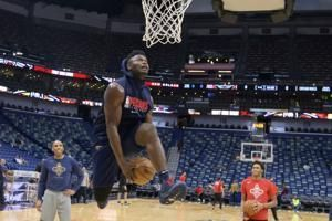 Griffin: Pelicans project Zion Williamson debut for Jan. 22