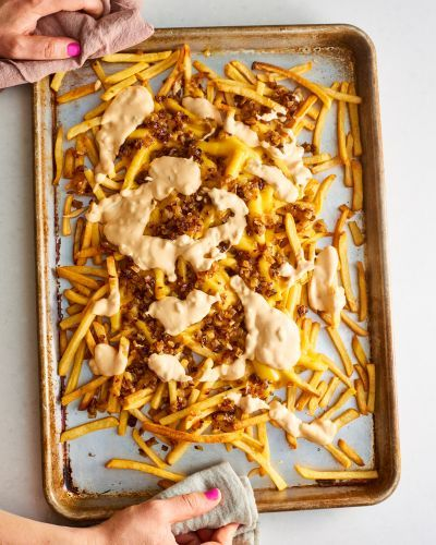 These Animal-Style Fries Will Satisfy Your In-N-Out Cravings