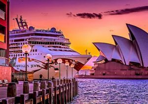 Norwegian Jewel will arrive to Sydney after bow-to-stern renovation