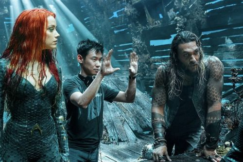"Director James Wan Confirms 'Aquaman 2' Will Have a ""Touch of Horror"""