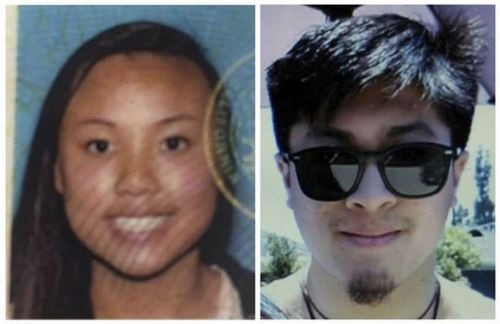 Bodies of couple found locked in embrace when discovered in desert