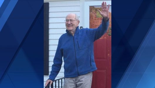 Police searching for 94-year-old missing since Friday