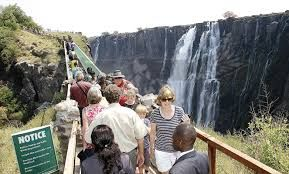 International source markets motivate Victoria Falls tourism