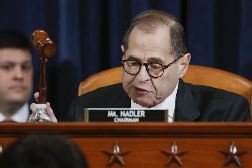 House Judiciary approves articles of impeachment, paving way for floor vote