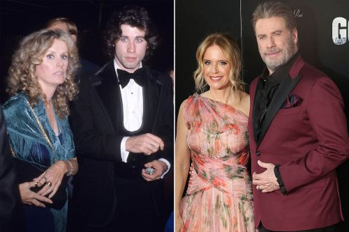 John Travolta's first love died of breast cancer 43 years before Kelly Preston