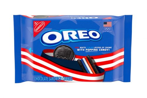 Oreo Launches Triple-Stuffed Team USA Cookies Just in Time for the Summer Olympics