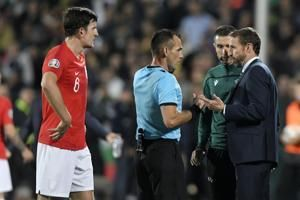 England's Euro qualifier in Bulgaria marred by racist abuse
