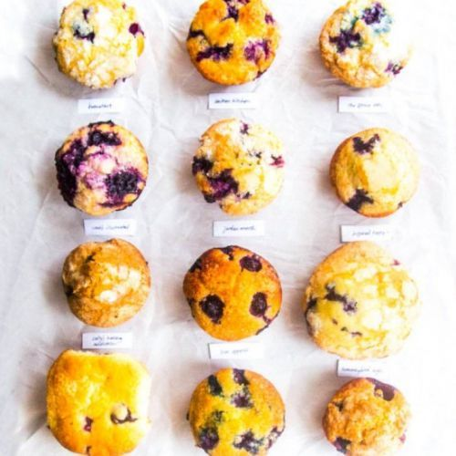 Best blueberry muffin bake off