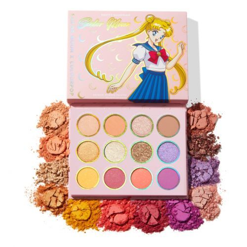 The '90s Nostalgia Is Real With ColourPop's Sailor Moon Collection