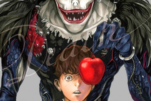 'Death Note' Manga's First New Volume in 14 Years Set To Release