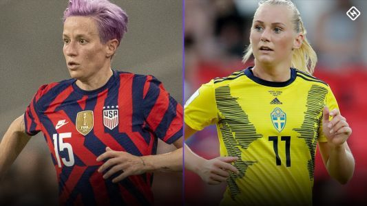 USWNT vs. Sweden time, channel, TV schedule to watch 2021 Olympic women's soccer game