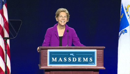 Warren offers anti-corruption plan central to her campaign